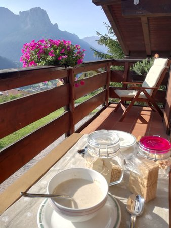 Foto del balcone Chalet Relax