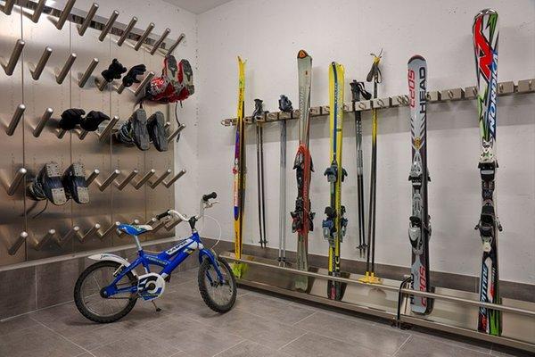 La skiroom Residence Lex