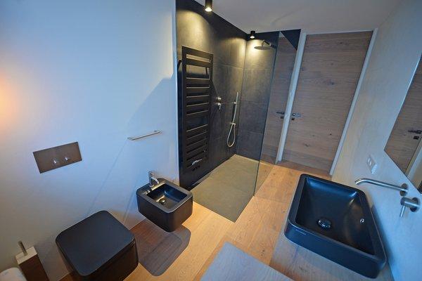 Foto del bagno Appartamento Villa Mayr