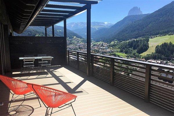 Foto del balcone Villa Mayr