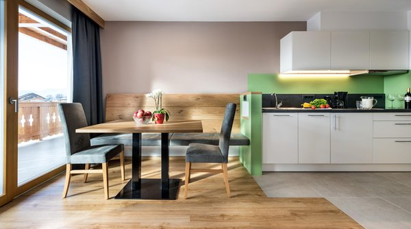 Foto della cucina Putzerhof