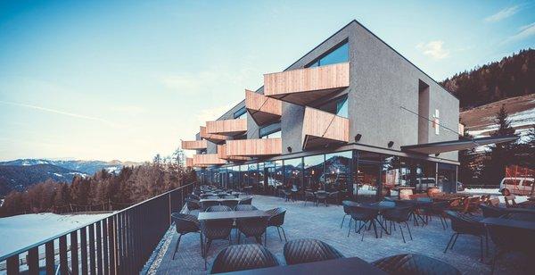 Foto invernale di presentazione Spaces - Hotel 4 stelle