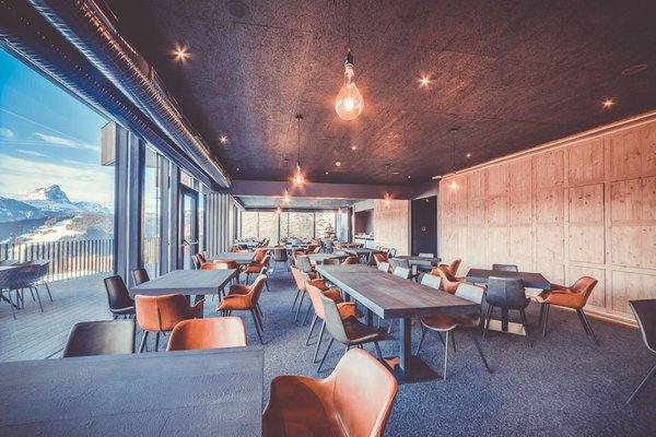 Il ristorante San Vigilio Spaces