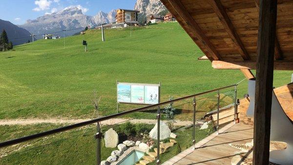 Foto del balcone Chalet La Tradiziun