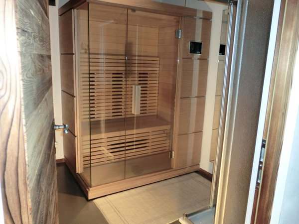 Foto della sauna La Villa
