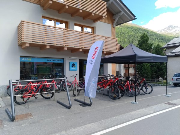 Photo exteriors Skialo - Bike Rental Livigno