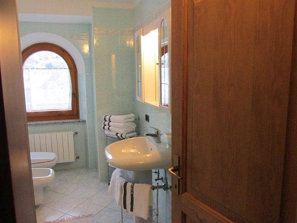 Foto del bagno Appartamenti Casa Bamby