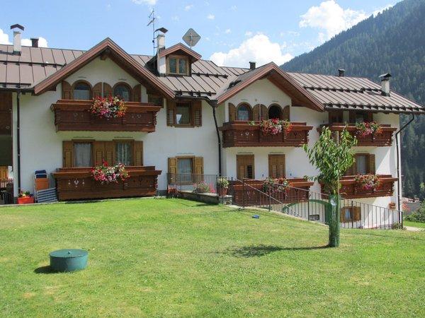 Foto estiva di presentazione Casa Bamby - Appartamenti