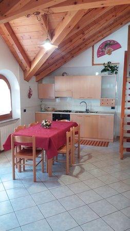 The living area Casa Bamby - Apartments