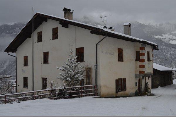 Foto invernale di presentazione Neuhaushof - Appartamenti in agriturismo 2 fiori