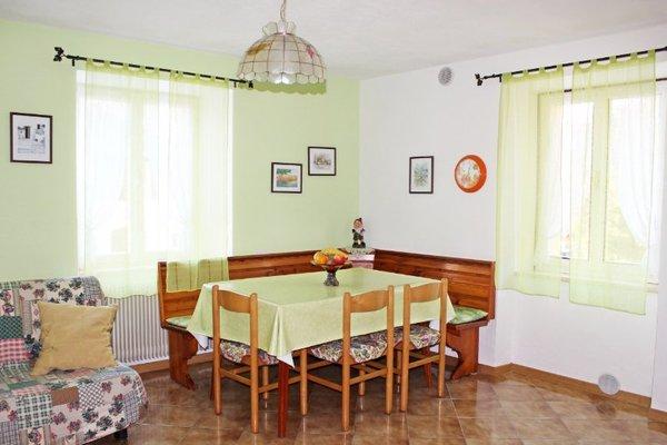 La zona giorno Appartamenti Casa Luisa