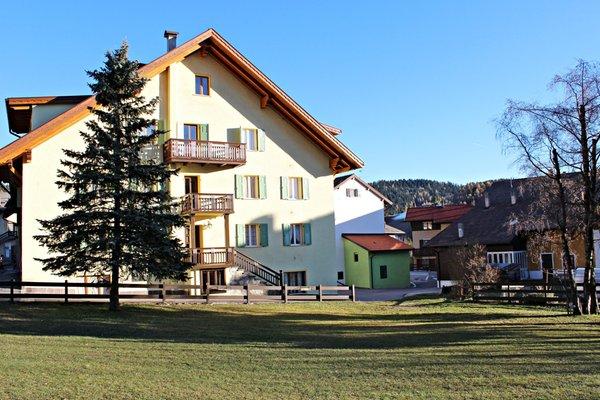Foto esterno in estate Casa Luisa