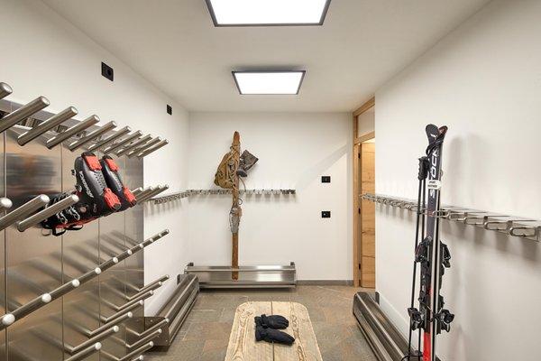 La skiroom Residence Settsass