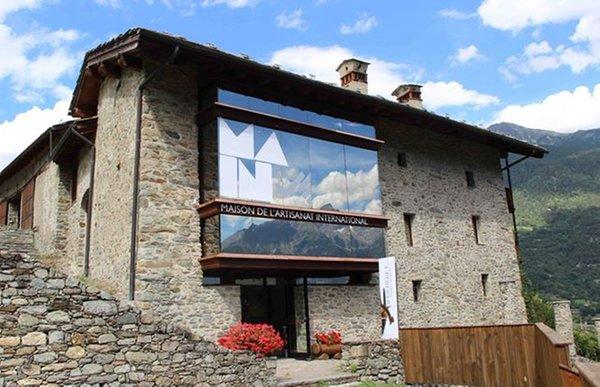 MAIN - Maison de l\'Artisanat International - Gignod - Aostatal