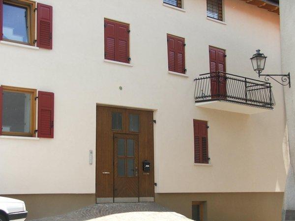 Foto estiva di presentazione Appartamento Mughetto