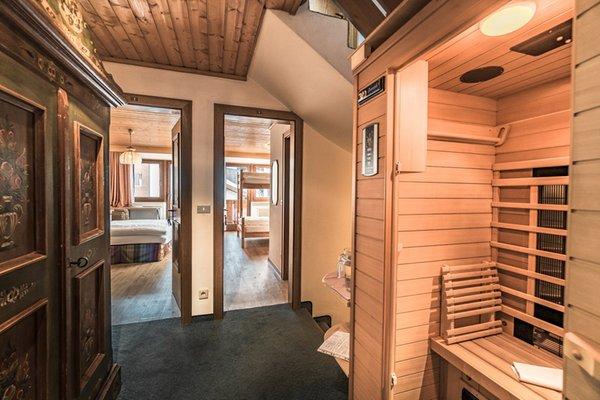 Foto der Sauna Colfosco