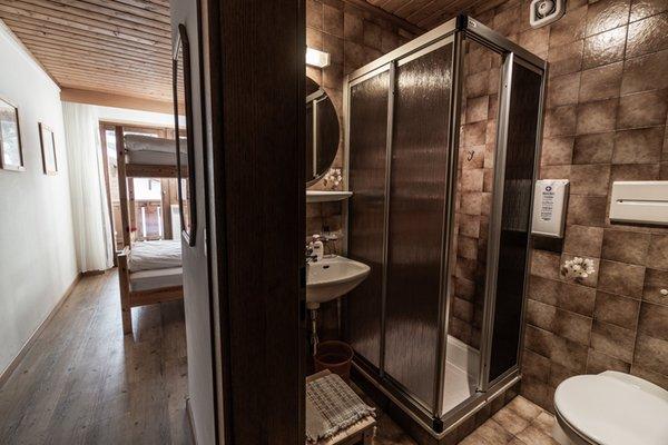 Photo of the bathroom Bed & Breakfast Ciasa Dorigo