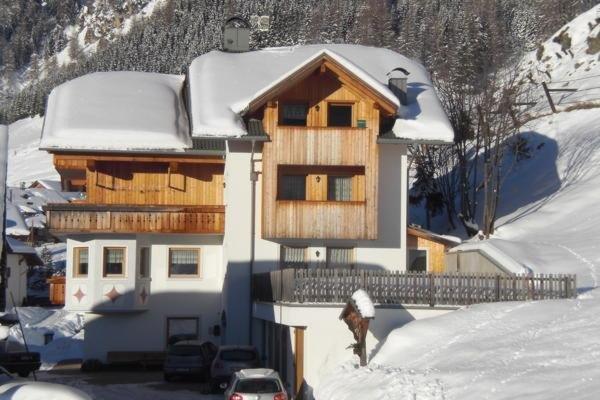 Foto invernale di presentazione Residence Haflingerhof