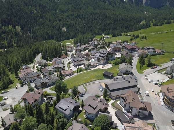 La posizione Residence Haflingerhof Colfosco
