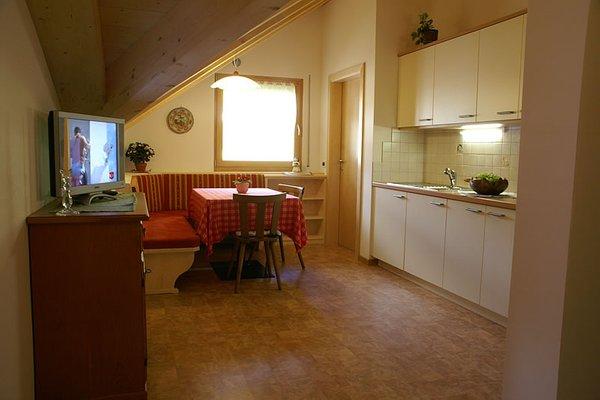 Foto della cucina Haflingerhof