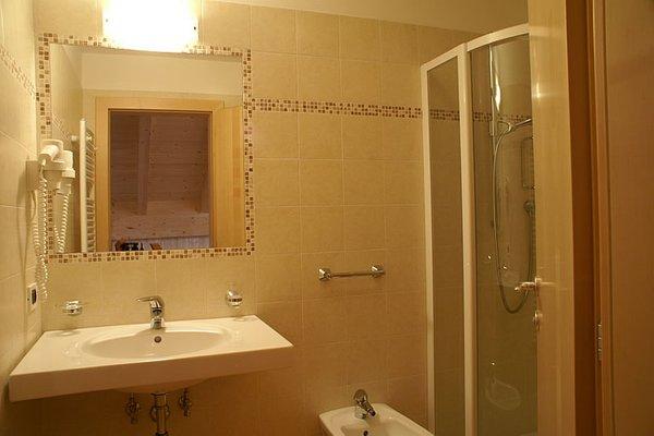 Foto del bagno Residence Haflingerhof