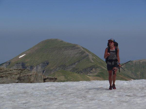 Sommer Präsentationsbild Wanderleiter Chiara De Rocco