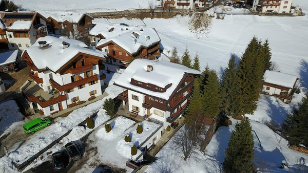 La posizione Residence Piz da Cir Colfosco