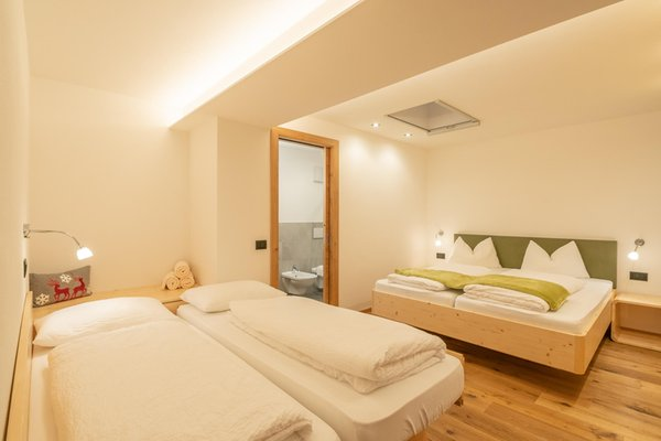 Foto della camera Residence Piz da Cir