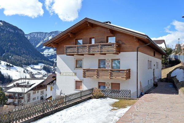 Foto invernale di presentazione Appartamento Rainer