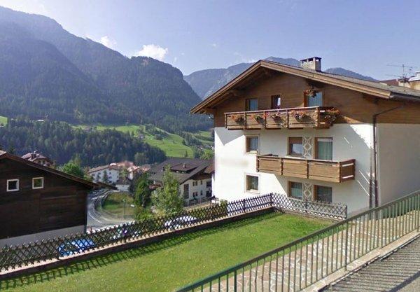 Foto estiva di presentazione Appartamento Rainer