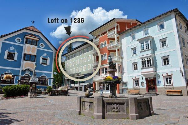 La posizione Appartamento Loft on 1236 Ortisei