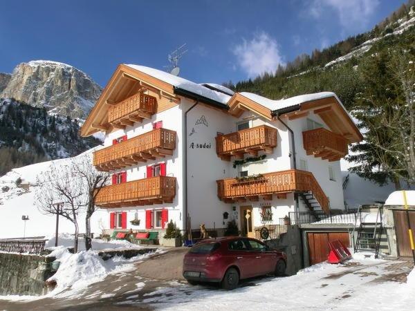Foto invernale di presentazione A sudai - Appartamenti 2 soli