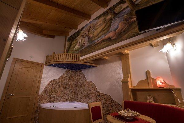 La zona giorno Al Cedro - Bed & Breakfast