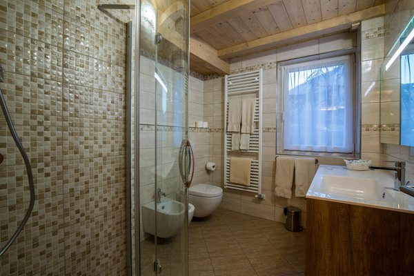 Foto del bagno Bed & Breakfast Al Cedro