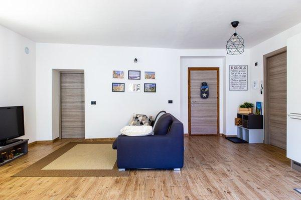 The living area Apartments Casa Miramonti