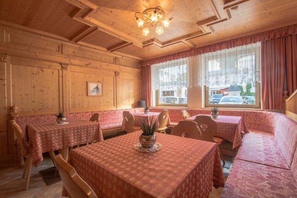 Il ristorante San Cassiano Travenanzes