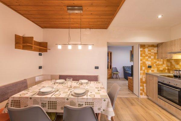 Foto della cucina Chalet Osmar