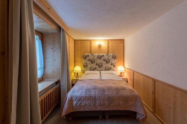 Foto della camera B&B + Appartamenti Chalet Osmar