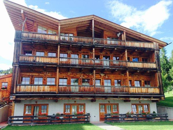 Foto estiva di presentazione Residence Valpiccola