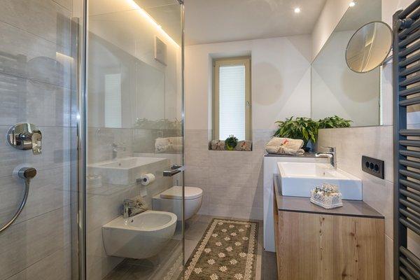 Foto del bagno Appartamenti ACADEMIA