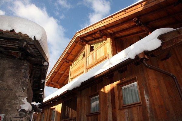 Foto invernale di presentazione Maso Pencati - Casa vacanze 4 stelle