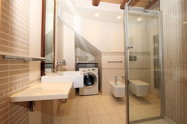 Foto del bagno Casa vacanze Maso Pencati