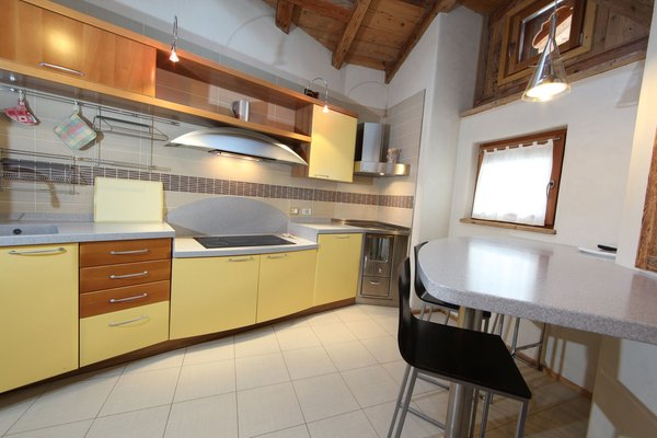 Foto della cucina Maso Pencati