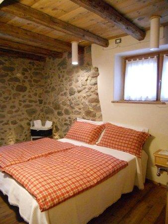Foto della camera Casa vacanze Maso Pencati