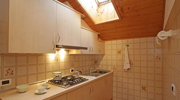Photo of the kitchen Lüch Cianins