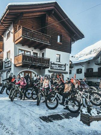 Photo exteriors in winter Sport Azzurro - Passion for Sport