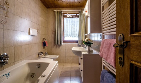 Foto del bagno Residence A Val