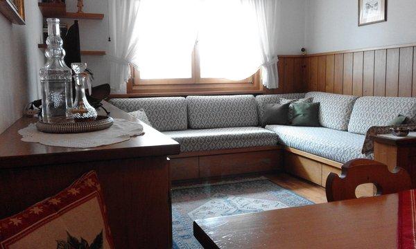 La zona giorno Dandrea - Appartamento
