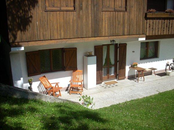Foto del giardino Cortina d'Ampezzo