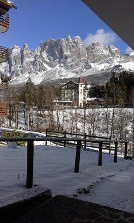 Foto esterno in inverno Dandrea